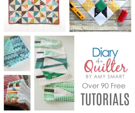 Free Quilting and Sewing Tutorials