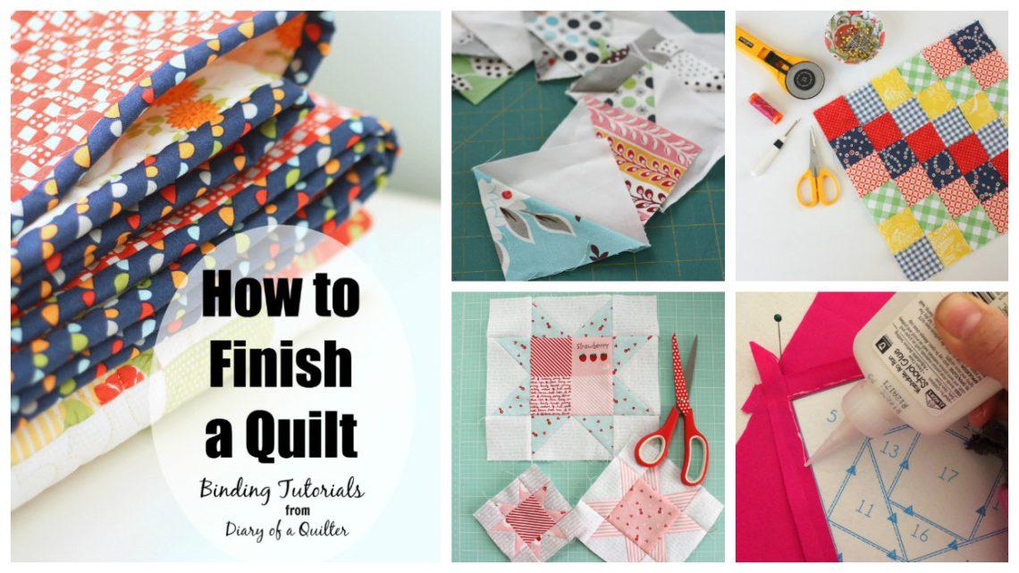 Quilt Block and Quilting Tip Tutorials