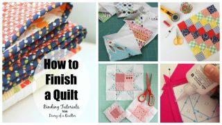 Quilt Blocks + Quilt Making Tips & Tricks