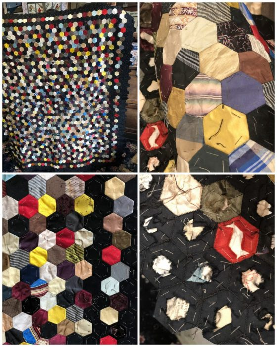 Pretty Quilts featured by top US quilting blog Diary of a Quilter