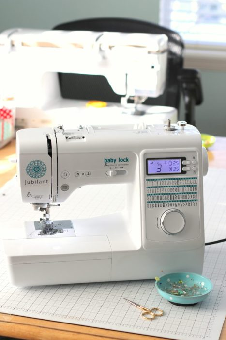 Brand New Gifts for Quilters featured by top US quilting blog, Diary of a Quilter: sewing machines
