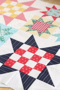 Jelly Filled – a book of 18 Quilt Patterns for precut strips