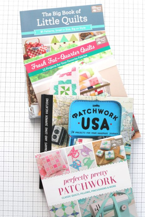Brand New Gifts for Quilters featured by top US quilting blog, Diary of a Quilter: new quilt books