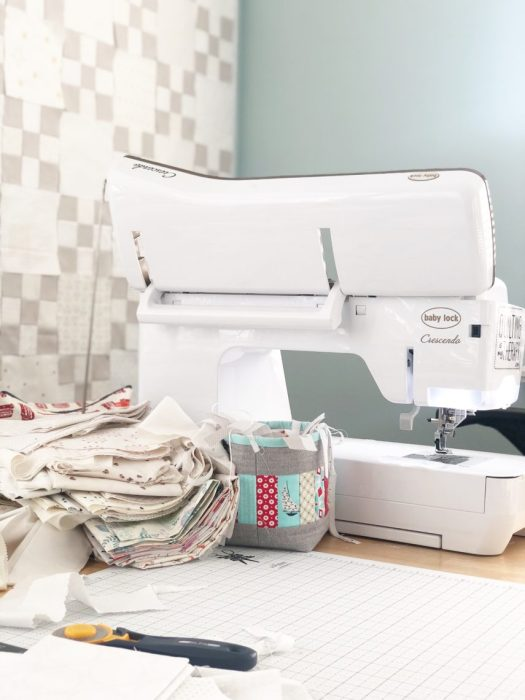 How to Choose a Sewing Machine for Quilting, tips featured by top US quilting blogger,  Diary of a Quilter