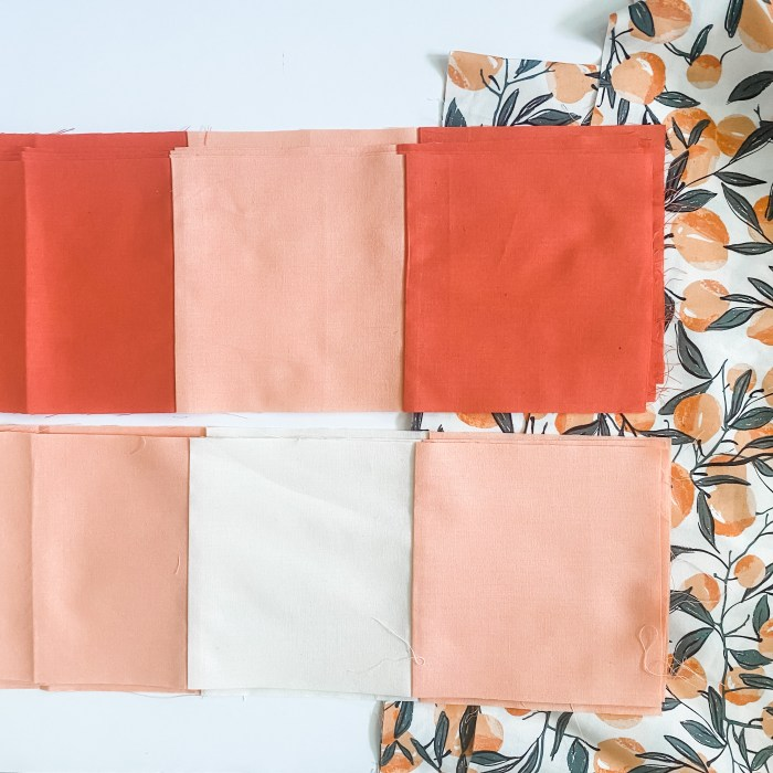 How to make a Gingham Patchwork Quilt