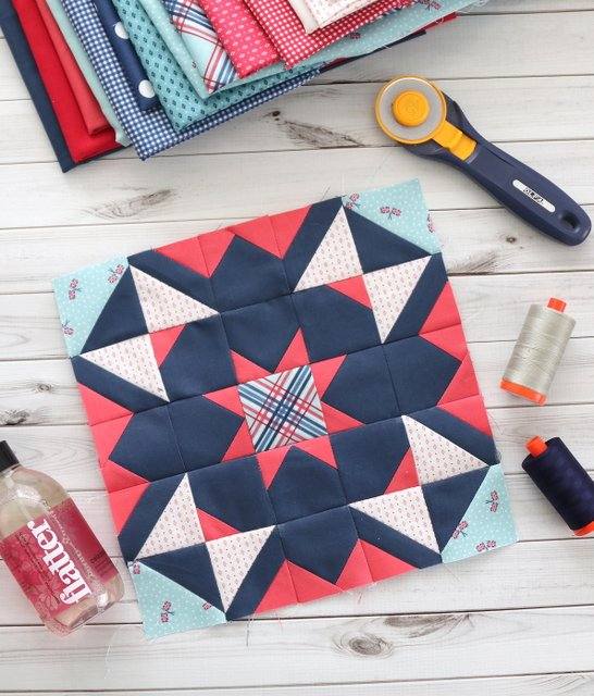 Tips for accurately piecing intricate quilt blocks