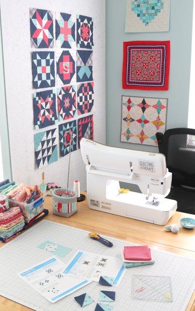 Riley Blake Designs Quilt Block Challenge
