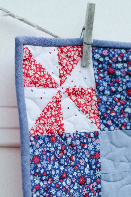 Carnaby Street fabric by Liberty of London