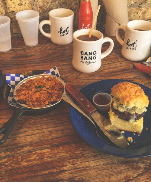 Bang Bang Pie & Biscuits