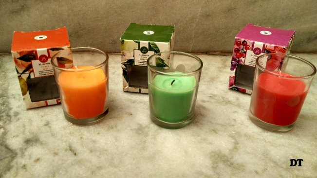 SCENTED BLISSFUL CANDLES