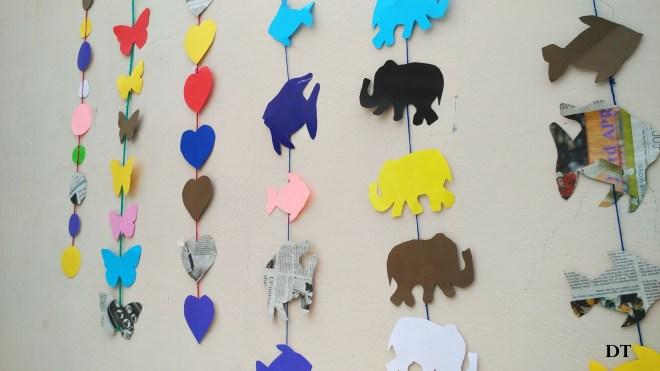 Simple DIY Wall Decor Ideas