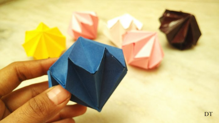 Easy Craft Things to Make With Paper Ideas | Diy origami, Paper ... | 392x697