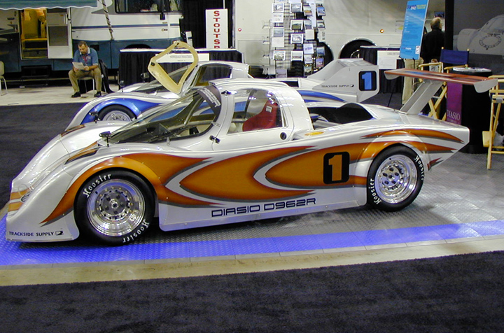 Motorcycle Powered Kit Cars