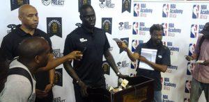 Basket: vers la réalisation d'un campus au Sénégal