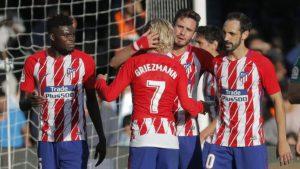 Finale Europa Ligue: L'Atlético Madrid, beaucoup plus fort (3-0)