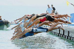 NATATION: douze pays prennent part aux championnats de la zone 2
