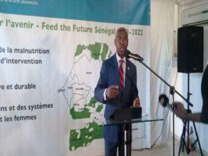 L'Ambassadeur des Usa au Sénégal lance la 2ème phase de l'initiative alimentaire pour l'avenir (Feed the future)