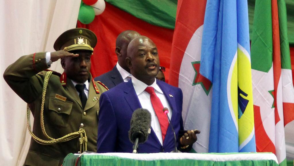Au Burundi, le président Nkurunziza annonce qu'il ne se représentera pas en 2020