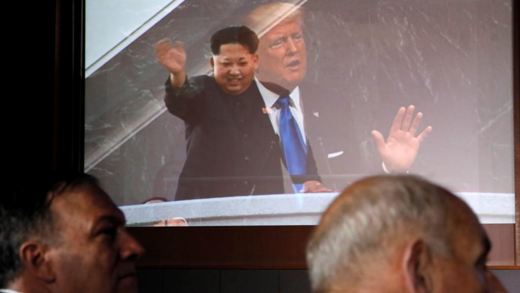 Pyongyang et Washington se couvrent de louanges suite au sommet de Singapour