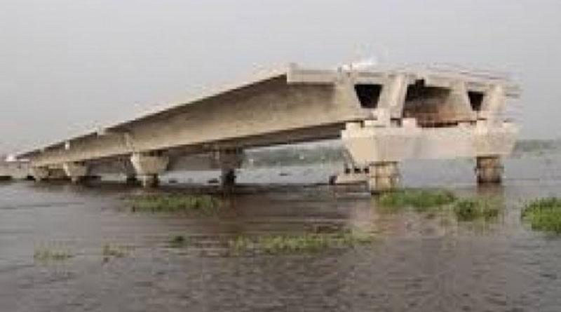 Pont de Farafégny : l'achèvement des travaux prévu ''d'ici fin 2018''