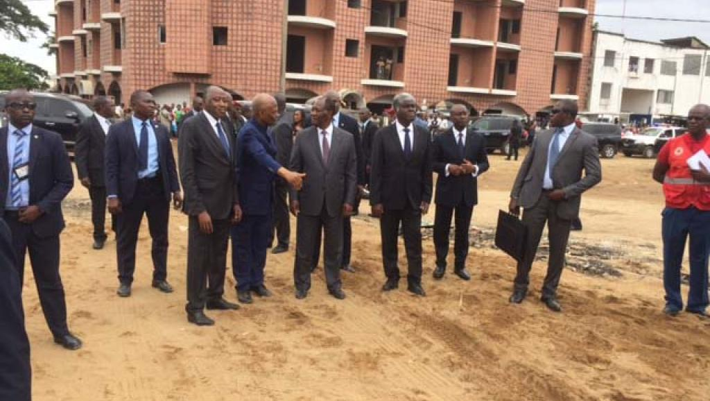 Côte d'Ivoire: après les inondations, le gouvernement annonce des aides