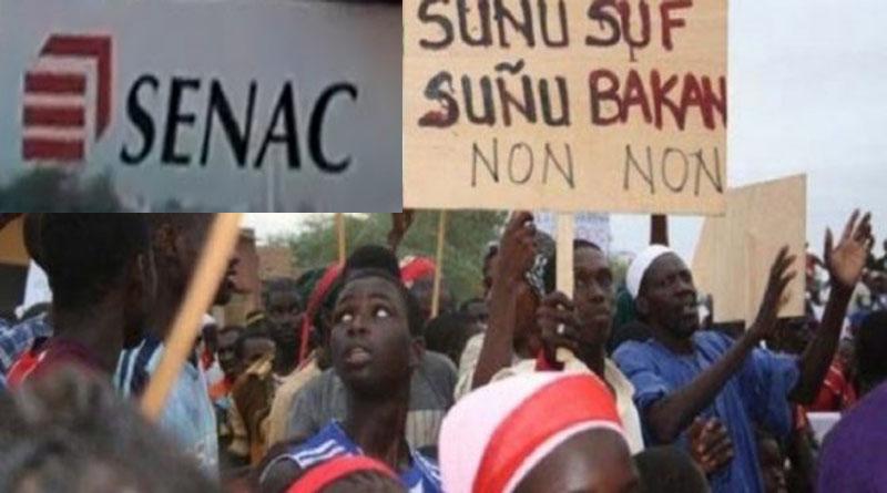 Sébikotane: Affrontements entre les jeunes de l'ASC Darou Salame la SENAC