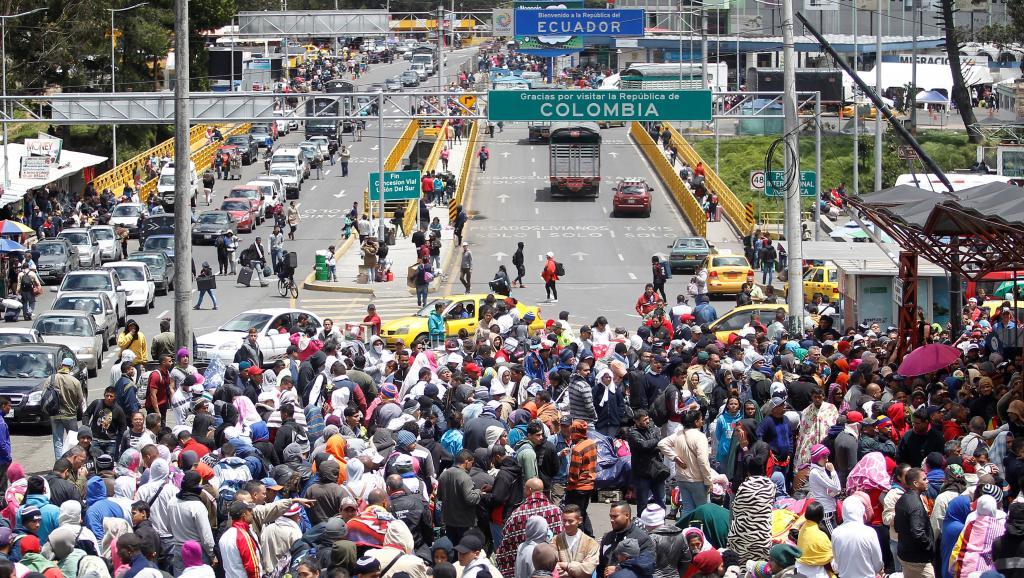 L'Equateur déclare l'état d'urgence face à l'afflux de migrants vénézuéliens