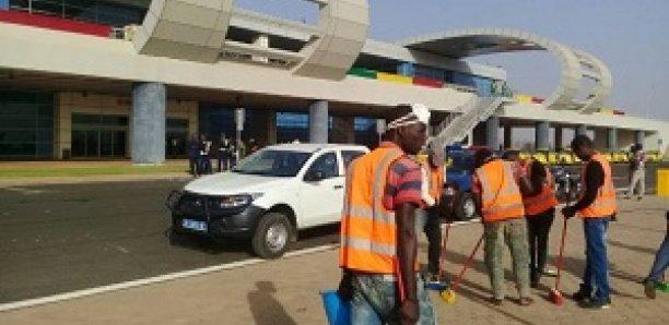Vol à l'AIBD : Ce bagagiste voulait s'emparer d'une sacoche contenant 2 millions de Fcfa