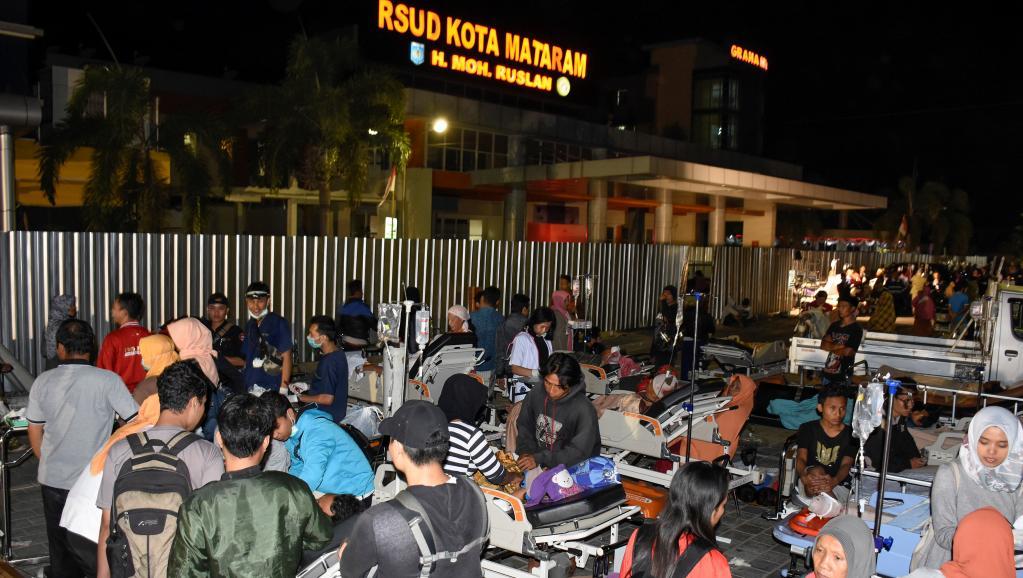 Indonésie: nouveau séisme à Lombok, nombreuses victimes