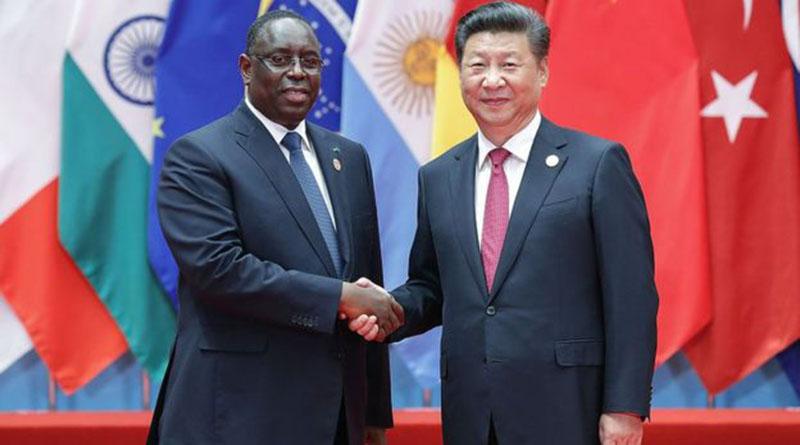 La Chine dans le monde. Va-t-elle profiter et abuser de l'Afrique en même temps que l'Occident ? Et quelle place pour la diaspora ?
