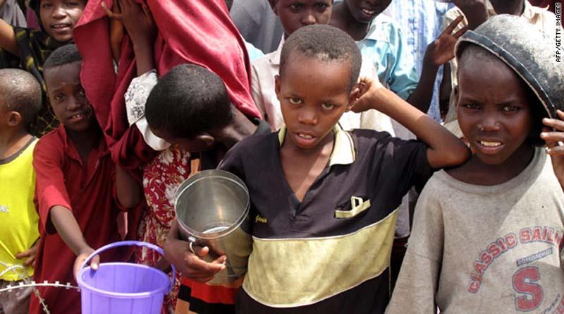 Journée mondiale de l'alimentation : Objectif, zéro faim d'ici à 2030.