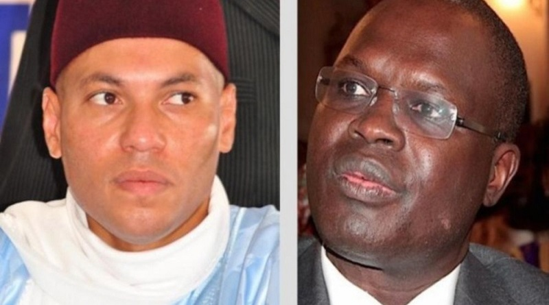définitivement exclus de la présidentielle, Khalifa Sall et Karim Wade saisissent la Cour de la Cedeao