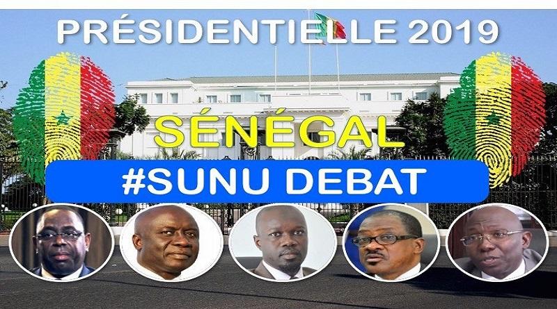Présidentielle 2019 : le CNRA, enterre #SunuDébat