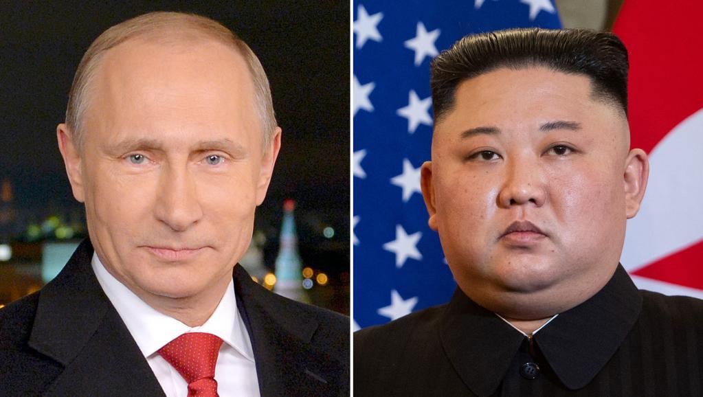 Corée du Nord: Moscou confirme la tenue prochaine d'un sommet Kim-Poutine