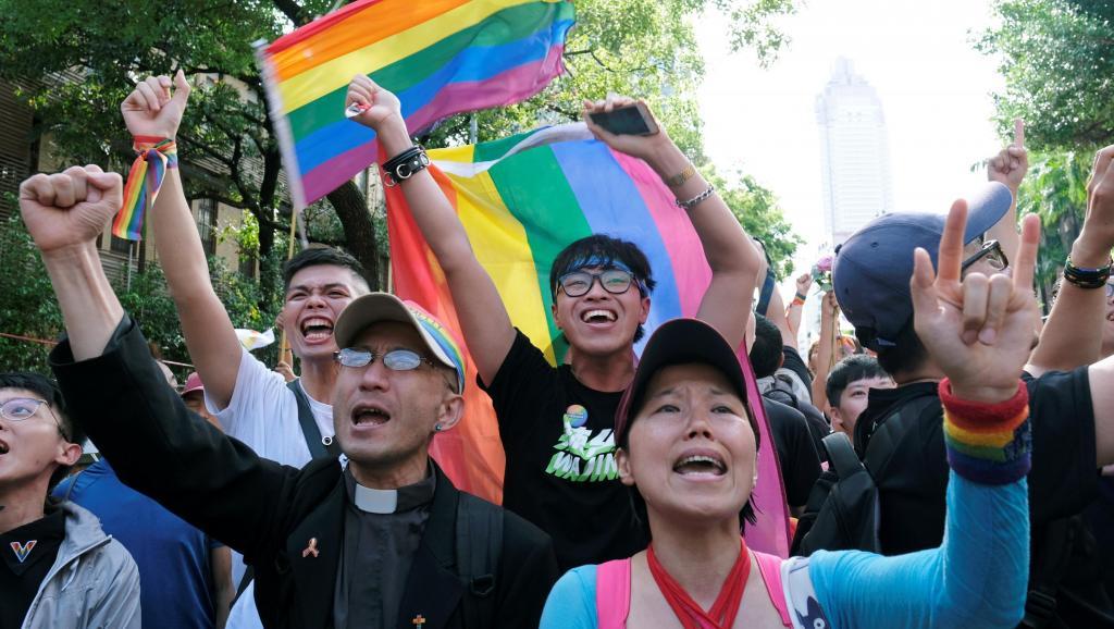 Taïwan: premiers et historiques mariages homosexuels
