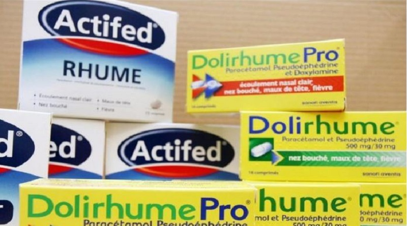 Médicaments contre le rhume, attention au mésusage ( la liste des médicaments à utiliser avec prudence)