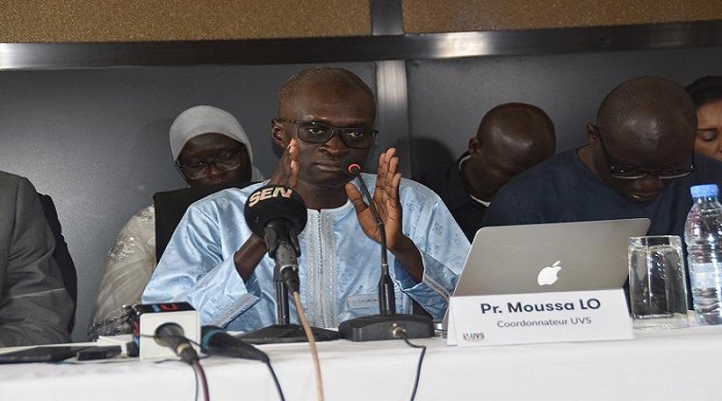 Pr Moussa LO, UVS: « les opérateurs et FAI doivent rendre gratuit l'accès à internet… »
