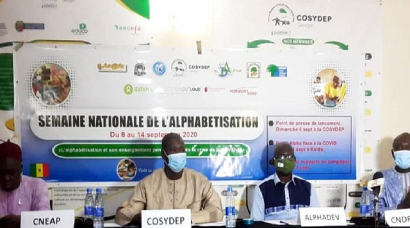 5 MILLIONS D'ANALPHABÈTES AU SENEGAL
