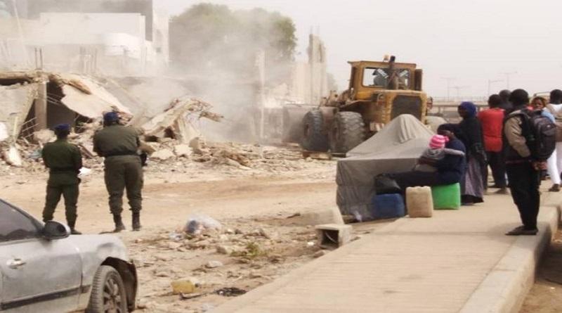 Construction illégale d'un Cctv à Thiès: Mbaye Guèye Emg, le receveur des domaines et des mairies de ville pointés du doigt