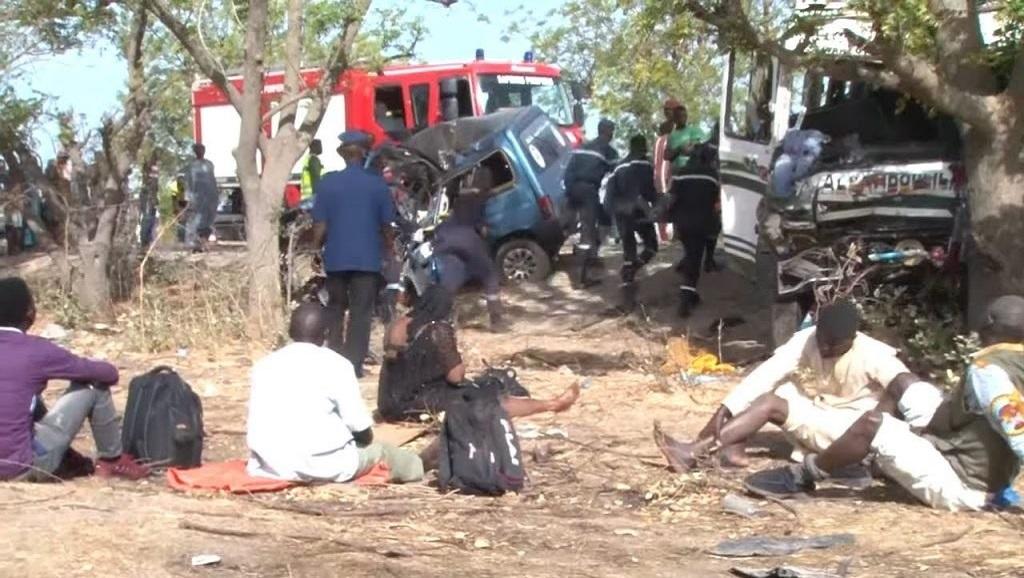 Alerte! Voyage Longue distance, la Conduite en état d'ivresse à l'origine du carnage au Sénégal.
