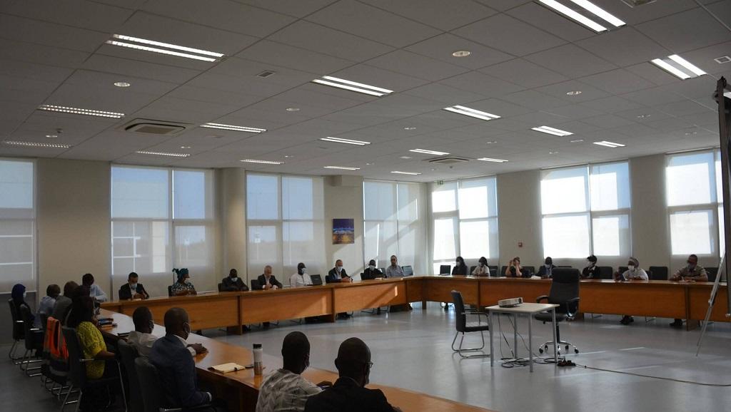 Aéroport Dakar Blaise Diagne : 1er audit de suivi du système de management de la qualité