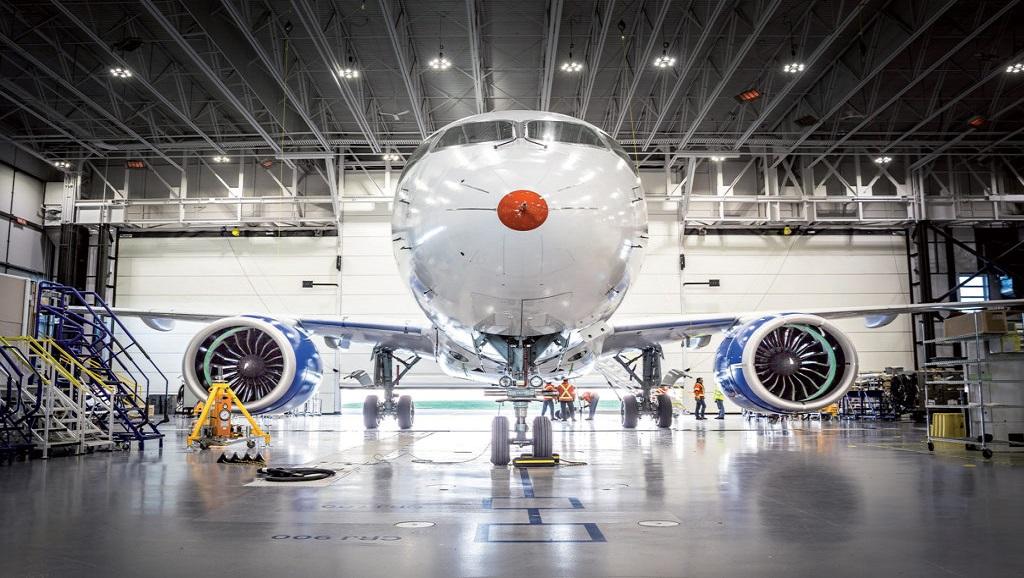 Mise en place d'un centre de maintenance aéronautique par l'AIDB et Air Sénégal