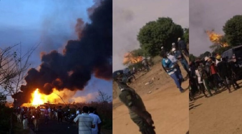 Incendie Ngadiaga : plus d'un mois après, la situation toujours pas sous contrôle