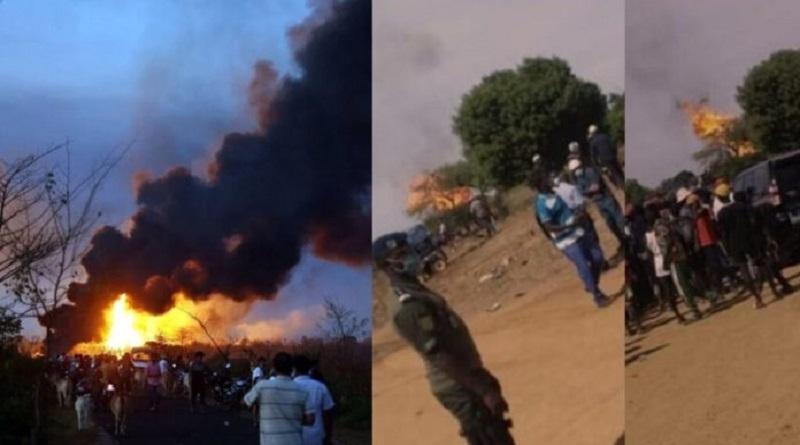 Ngadiaga : Drame au puit de gaz, un gendarme a perdu la vie
