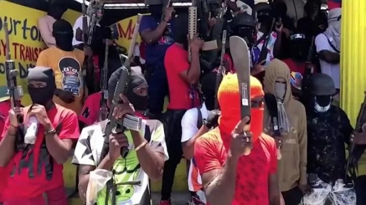 Fusillade en Haïti: le gouvernement dénonce un «attentat terroriste»