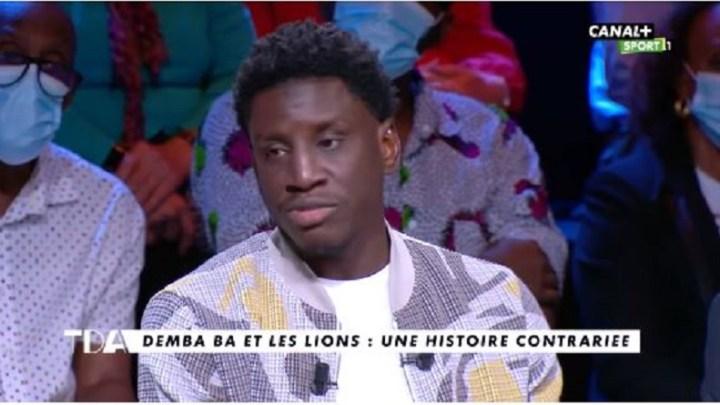 Mise à l'écart de l'équipe nationale: les révélations de Demba Bâ sur Aliou Cissé