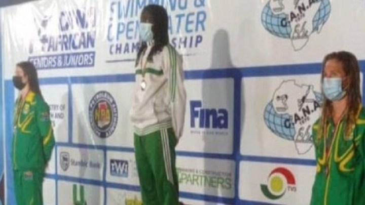 Jeux Africains : Oumy Diop offre au Sénégal sa première médaille d'or
