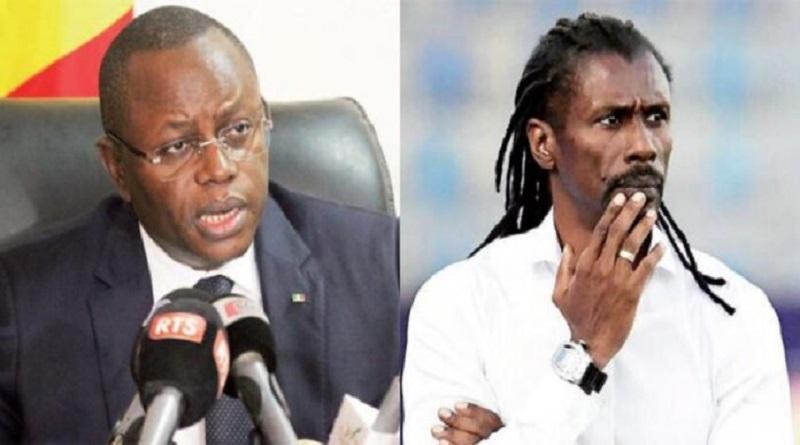 """Matar Ba à Aliou CISSE """"Quand tu as la plus belle équipe africaine, l'objectif c'est la CAN"""""""