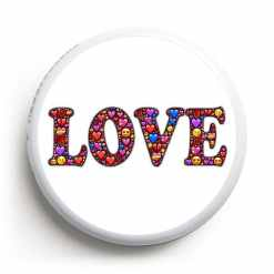 Freestyle Libre Sticker - LOVE