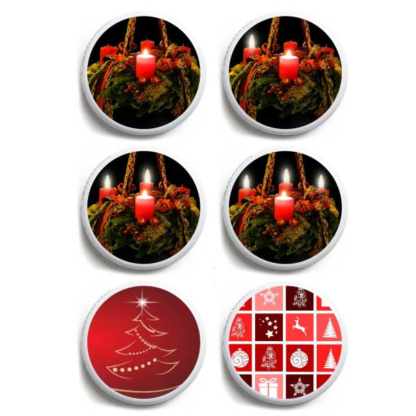 FreeStyle Libre 1&2 Sticker Advent